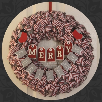 Merry Christmas Wreath-001